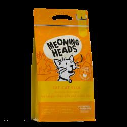 MEOWING HEADS FAT CAT SLIM GRAIN FREE 1.5KG