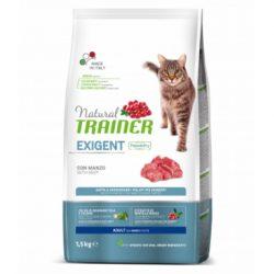 NATURAL TRAINER CAT EXIGENT SU JAUTIENA 1,5KG