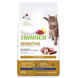 NATURAL TRAINER CAT SENSITIVE SU ANTIENA 1.5KG