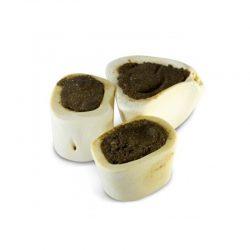 OLIVERS SMALL STUFFED BONES (Jautienos kaulas su mėsos ir žarnokų įdaru)