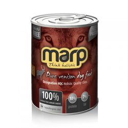 Marp holistic – Pure Venison – elnienos konservai šunims