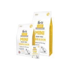 Brit Care Mini Hair&Skin šunų maistas