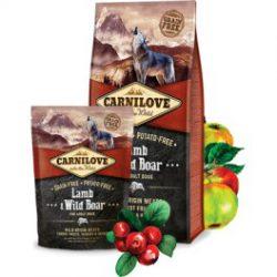 Carni Love Lamb&Wild Boar for Adult holistinis maistas šunims