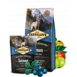 Carni Love Salmon for Adult s.m. šunims