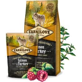 Carni Love Salmon&Turkey Adult LB holistinis maistas šunims