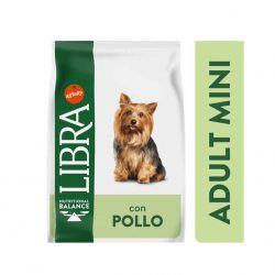 """LIBRA """"DOG MINI"""" pašaras mažiems suaugusiems šuniukams 3kg."""